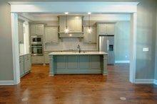 Dream House Plan - European Interior - Kitchen Plan #430-139