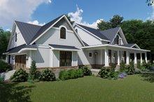 House Design - Farmhouse Exterior - Front Elevation Plan #120-257