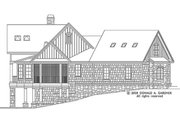 European Style House Plan - 4 Beds 4 Baths 2401 Sq/Ft Plan #929-4 Floor Plan - Other Floor Plan