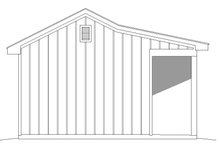Country Exterior - Other Elevation Plan #932-303
