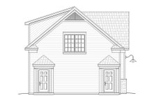 House Plan Design - Country Exterior - Other Elevation Plan #932-16