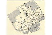 Prairie Style House Plan - 4 Beds 3 Baths 3062 Sq/Ft Plan #454-8