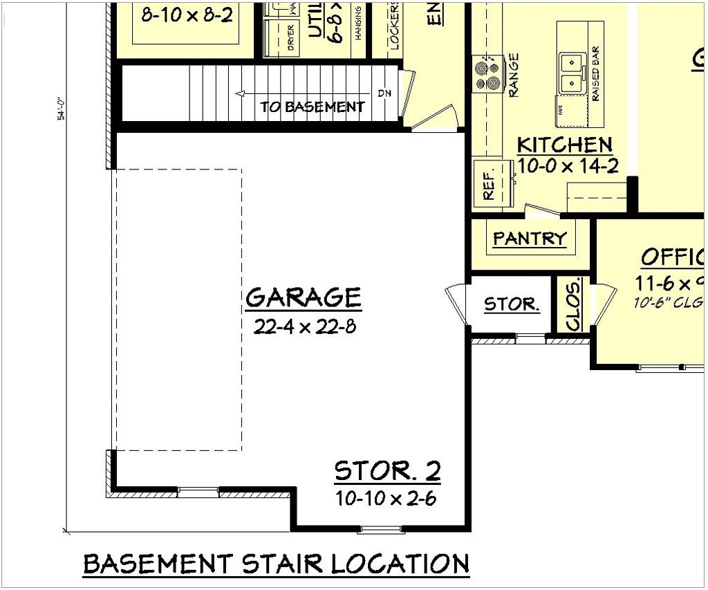 Floor Plans Com Craftsman Style House Plan 3 Beds 2 Baths 1769 Sq Ft