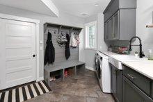 Dream House Plan - Mud Room