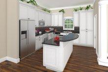 Craftsman Interior - Kitchen Plan #21-303