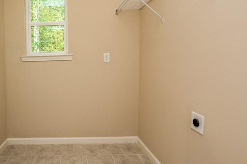 Country Interior - Laundry Plan #20-2192 - Houseplans.com