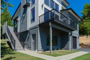 Contemporary Style House Plan - 3 Beds 3 Baths 2589 Sq/Ft Plan #1070-145