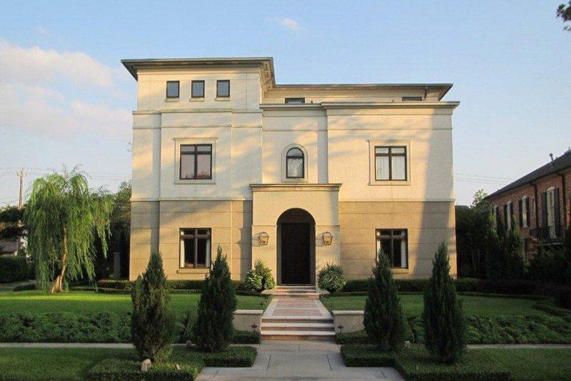 European Style House Plan - 5 Beds 8.5 Baths 6700 Sq/Ft Plan #531-3