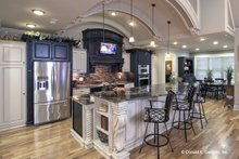 Country Interior - Kitchen Plan #929-556
