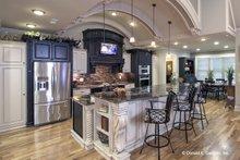 Country Interior - Kitchen Plan #929-556