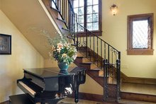Home Plan - Foyer - 4000 square foot European home