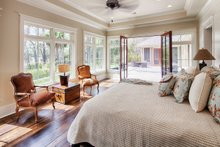 Dream House Plan - Country Interior - Master Bedroom Plan #928-320