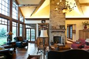 Craftsman Style House Plan - 4 Beds 5 Baths 4220 Sq/Ft Plan #451-20 Interior - Other
