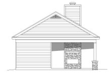 House Plan Design - Country Exterior - Other Elevation Plan #932-237