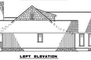 Craftsman Style House Plan - 3 Beds 2 Baths 1485 Sq/Ft Plan #17-2217 Exterior - Other Elevation