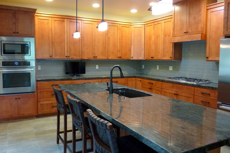 House Plan Design - Prairie Photo Plan #124-946