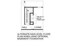 Traditional Floor Plan - Other Floor Plan Plan #45-130