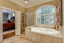 Dream House Plan - Country Interior - Master Bathroom Plan #137-148