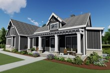 Farmhouse Exterior - Other Elevation Plan #1069-17