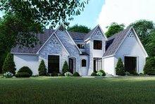 House Plan Design - Contemporary Exterior - Front Elevation Plan #923-125