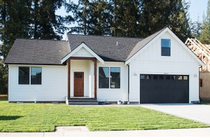 Home Plan - Craftsman Exterior - Front Elevation Plan #1070-25