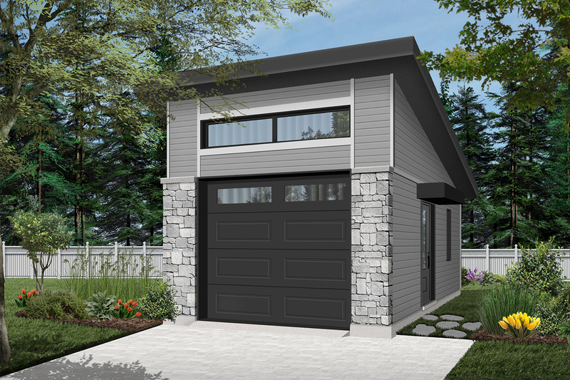 Traditional Exterior - Front Elevation Plan #23-2633