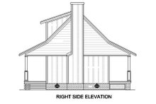 House Design - Cabin Exterior - Other Elevation Plan #45-335
