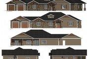 Craftsman Style House Plan - 3 Beds 2 Baths 2298 Sq/Ft Plan #1077-2