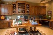 Craftsman Style House Plan - 3 Beds 3.5 Baths 4090 Sq/Ft Plan #124-753 Photo