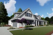 Farmhouse Style House Plan - 3 Beds 3 Baths 2590 Sq/Ft Plan #1069-4 Exterior - Other Elevation