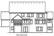 House Plan Design - Traditional Photo Plan #56-594