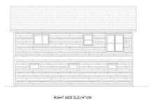 House Design - Country Exterior - Other Elevation Plan #932-253