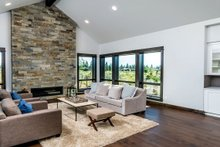 Home Plan - Traditional Interior - Family Room Plan #895-59