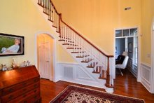 Architectural House Design - Entry - 3300 square foot Country home