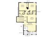 Traditional Style House Plan - 4 Beds 3 Baths 2379 Sq/Ft Plan #930-498