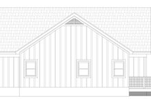 House Plan Design - Country Exterior - Other Elevation Plan #932-363