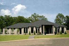 Home Plan - Ranch Exterior - Front Elevation Plan #17-2273
