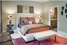 Craftsman Interior - Master Bedroom Plan #48-615