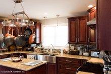 Country Interior - Kitchen Plan #929-75