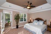 European Style House Plan - 4 Beds 3 Baths 2324 Sq/Ft Plan #929-27 Interior - Master Bedroom