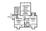 Farmhouse Style House Plan - 4 Beds 3.5 Baths 3064 Sq/Ft Plan #310-624 Floor Plan - Upper Floor