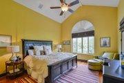 Mediterranean Style House Plan - 4 Beds 5 Baths 4320 Sq/Ft Plan #80-199 Interior - Bedroom