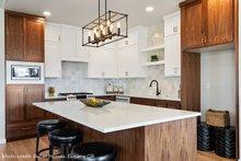House Plan Design - Ranch Interior - Kitchen Plan #124-1194