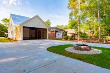 Architectural House Design - Cottage Exterior - Other Elevation Plan #430-117