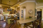 Mediterranean Style House Plan - 5 Beds 5.5 Baths 6834 Sq/Ft Plan #20-2141 Photo