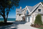 Traditional Style House Plan - 4 Beds 3.5 Baths 3472 Sq/Ft Plan #928-11 Exterior - Other Elevation