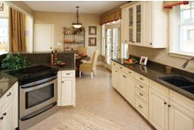 Country Interior - Kitchen Plan #929-19