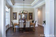 Home Plan - Craftsman Interior - Dining Room Plan #929-824