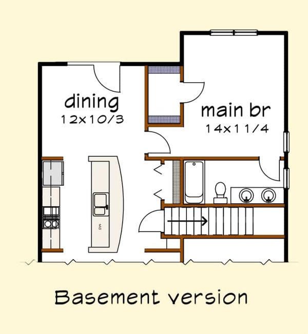 Dream House Plan - Farmhouse Floor Plan - Other Floor Plan #79-159