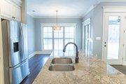 European Style House Plan - 3 Beds 2.5 Baths 2146 Sq/Ft Plan #430-136 Interior - Kitchen